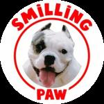 Smilling Paw Logo